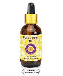 Deve Herbes Pure Borage Oil With Dropper - 30 ml