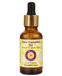 Deve Herbes Pure Camellia Oil With Dropper - 15 ml
