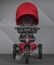Bentley 6-in-1 Baby Stroller - Dark  Red