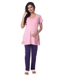 d1c7411de2ce2 Maternity Gowns, Nightwear, Nursing Wear, Tops Online in India
