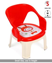 Baby Chair Red (Prints May Vary)