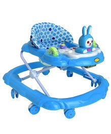 Notty Ride Musical Adjustable Walker - Blue