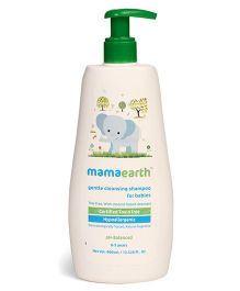 mamaearth Gentle Cleansing Shampoo For Babies - 400 ml