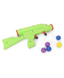 Ratnas Six O Matic Ball Shooter Gun Toy (Color May Vary)