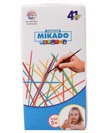 Ratnas Mikado 41 Sticks Game - Multicolor