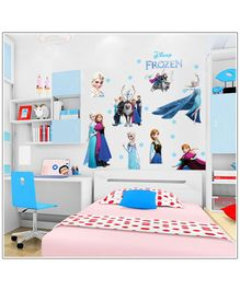 Oren Empower Disney Frozen Wall Sticker - Multicolor