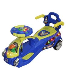 Toyshine Car Design Ride On (Colours May Vary)
