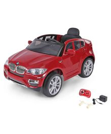 BMW Battery Operated Ride On - Red