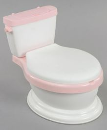Babyhug Western Potty Chair - Pink