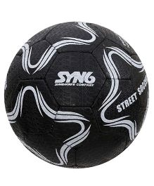 SYN6 Football - Black