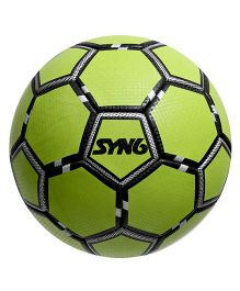 SYN6 Textured Foot Ball - Green