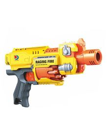 Webby Big Foam Blaster Toy Gun - Yellow