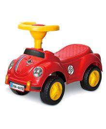 Saffire Herbie Ride On Car - Red