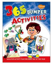 Sawan 365 Bumper Activity Book - English