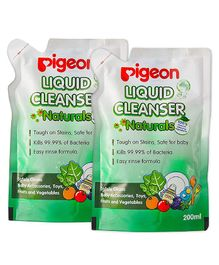 Pigeon Liquid Cleanser Refill Pack of 2 - 200 ml each