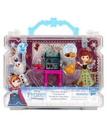 Disney Frozen Doll Story Pack Multi Colour - Height 9.5 cm
