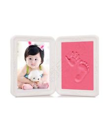 Passion Petals Baby Hand Print Kit With Frame