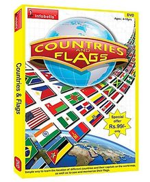 Infobells - Countries And  Flags DVD