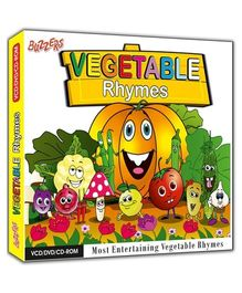 Buzzers - Vegetable Rhymes VCD DVD CD ROM