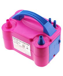 SmartCraft Electric Balloon Pump - Pink