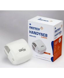 med tech Handyneb Classic Nebulizer - White