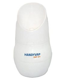 med tech Steam Inhaler Vaporizer  -White