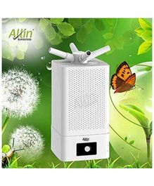 Allin Exporters 4 Way Rotatable Cool Mist Ultrasonic Humidifier Air Purifier White – 11 Liters
