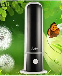 Allin Exporters Tower Shape Cool Mist Ultrasonic Humidifier Mist - Black