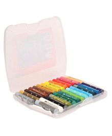 Faber Castell Oil Pastels (Assorted Colours) - 25 Crayons