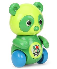 Playmate Wind Up Panda Toy - Green