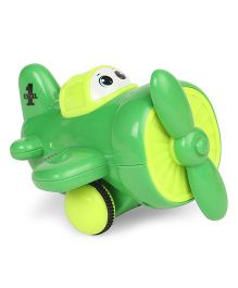 Playmate Wind Up Air Plane Toy (Color May Vary)