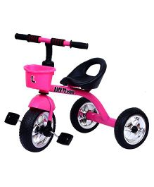 Luusa Junior T1 Tricycle - Pink