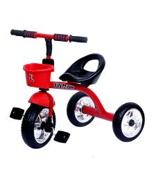 Luusa Junior T1 Tricycle - Red