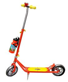 Toyshine Scooter With Bell & Water Bottle - Orange