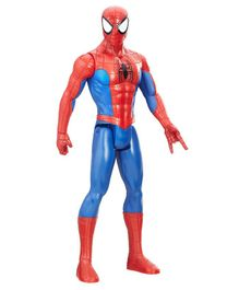 Marvel Titan Power Pack Spider Man Action Figure Toy Red Blue - 29 cm