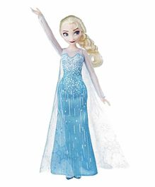 Disney Frozen Elsa Doll Blue - 28 cm