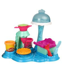 Play Doh Cake Party - Blue