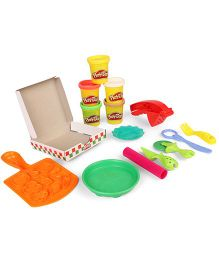 Play Doh Pizza Party - Multicolour