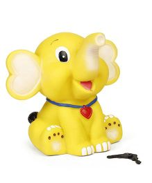 Speedage Appu Elephant Money Bank (Color May Vary)