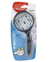 Maped Ergologic Magnifier - Black