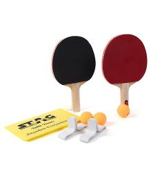 Stag Table Tennis Set Of 6 - Multicolour