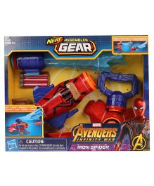 Marvel Avengers Iron Spider Assembler Gear - Red Blue