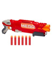Nerf Mega Doublebreach With Darts - Red