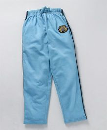 JusCubs Boys Fashion Track Pants  - Blue