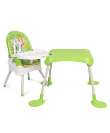 Fisher Price 4 in 1 High Chair - Green