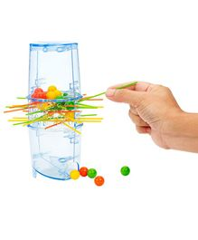 Mattel Ker Plunk Marble Game - Multicolour