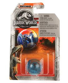 Mattel Die Cast Gyrosphere Toy - Blue