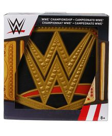 WWE Value Championship Belt (Assorted Colours)