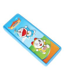 Doraemon 2D Pogo Pencil Box (Color May Vary)