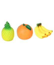 Speedage Fruit Family Pack of 3 (Color & Style May Vary)